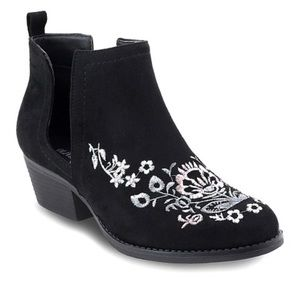 Black Rosedale Boot